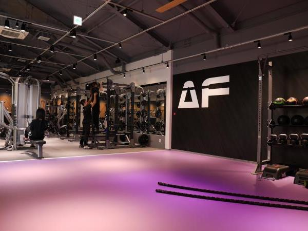 ANYTIME FITNESS 松山谷町店