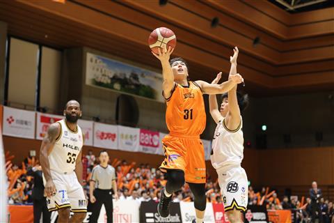 【B2リーグ】愛媛オレンジバイキングス vs 信州ブレイブウォリアーズ