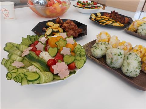 地産地消講座☆2月の講師料理講座「生産農家さん直伝!春野菜のおすすめ定食」inヨンデンプラザ松山