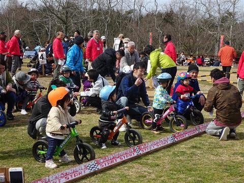 レインボーハイランドカップ第6戦 しまなみランニングバイク選手権2020