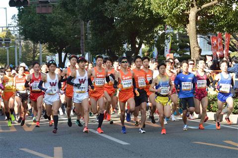 第58回 愛媛マラソン