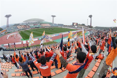 愛媛FC 2020キックオフフェスタ in エミフルMASAKI