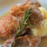 3月の講師料理講座「メインディッシュは本格クリームチキン春野菜添え」inヨンデンプラザ松山