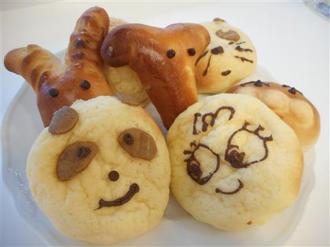 ※開催中止※ファミリー★3月の講師料理講座「みんなで動物パンを作ろう!」inヨンデンプラザ松山