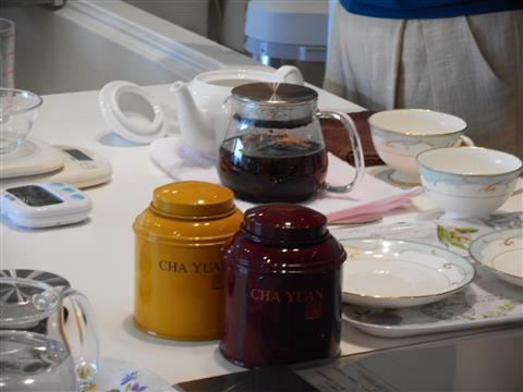 ※開催中止※3月の講師カルチャー講座「癒しのティータイム ~紅茶を美味しく淹れましょう~」inヨンデンプラザ松山