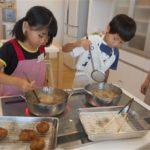 親子★3月の講師料理講座「美味しいを作ろう!親子でこねこねハンバーグ」inヨンデンプラザ松山