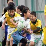 スポーツを通じた子育て支援プロジェクト「WakuWaku KIDS EHIME」小学校低学年児童向け おもしろスポーツ体験