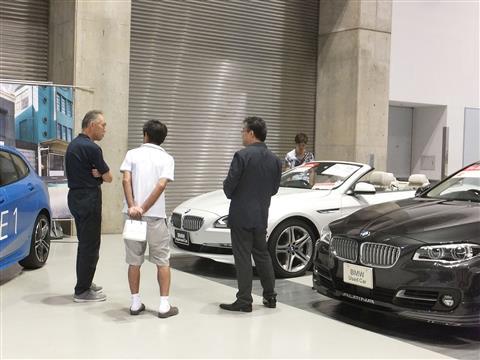 第12回 BMW、MINI特別大商談会