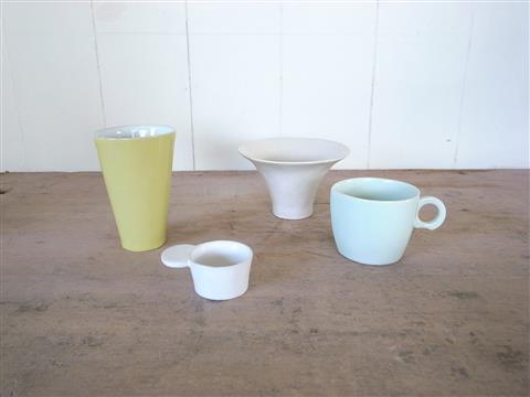 安藤雅信 陶展「定番の器を中心に新作の器を添えて」