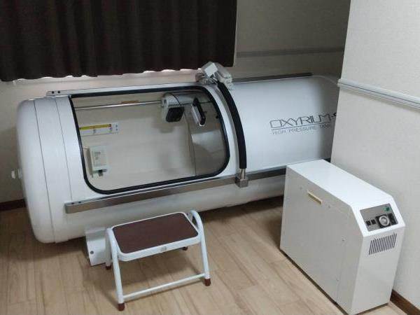 酸素カプセルサロン SKAT