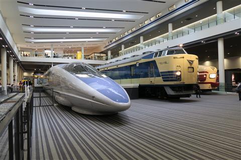 京都鉄道博物館写真展