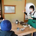 6月の新宮茶飲み比べ体験
