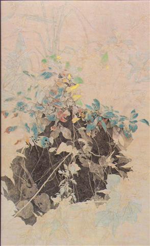 館蔵品展「植物を描く」
