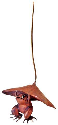土屋陽太の「うふふふふ・・・・展」 – 楽しい銅のいきものたち。 –