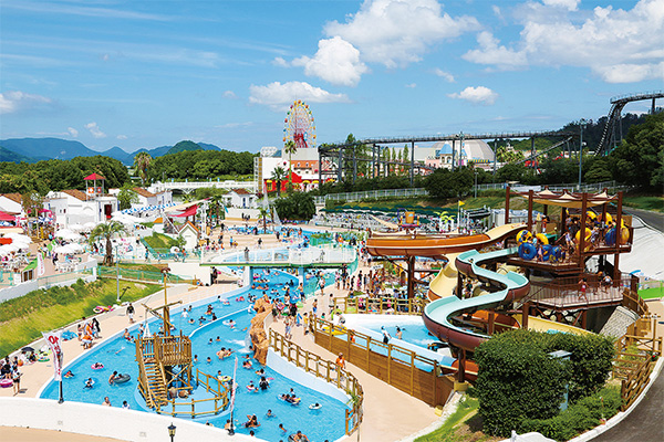7月22日に屋外リゾートプールもオープン!