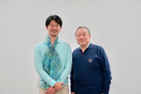 「愛の地球(ほし)ヘ」愛媛上映会 池川明先生 海響監督 トークショー