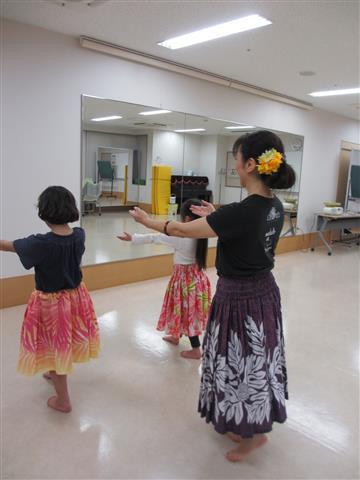 【ワンコイン体験会】e komo mai ♪ ケイキ(こども)フラ