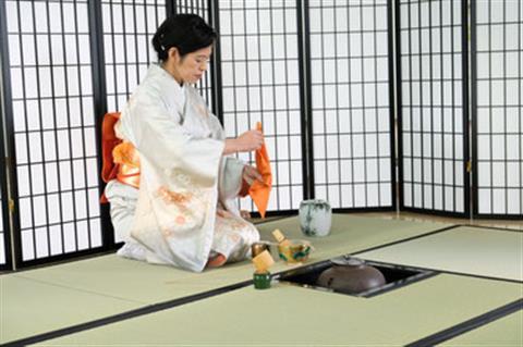 初めての茶道(大日本茶道学会)