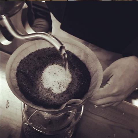 違いを味わうコーヒー