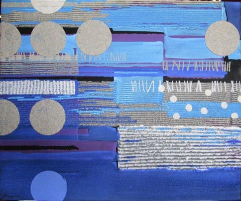 抽象画の世界展