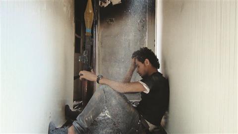 はぶ・ふぁんだんご のお座敷上映会 『それでも僕は帰る ~シリア 若者たちが求め続けたふるさと~』