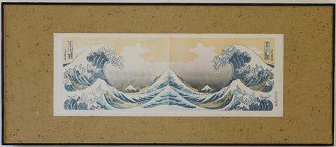 企画展「タイラコウ木版画展 北斎の摺り師になってみたかった」