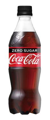 「コカ・コーラ ゼロ」が5年ぶりにリニューアル