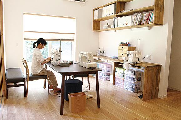 少人数制の裁縫教室をスタート