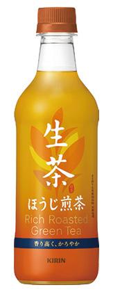 「キリン 生茶 ほうじ煎茶」新発売
