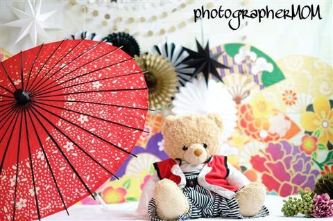 お年賀和傘フォトブース撮影会*photographerMOM*