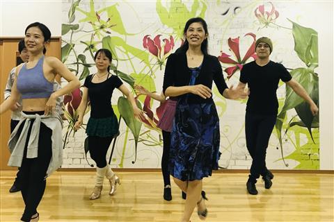 【体験会】基礎から始める サルサダンス