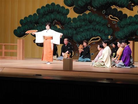 県民総合文化祭 邦楽・邦舞公演