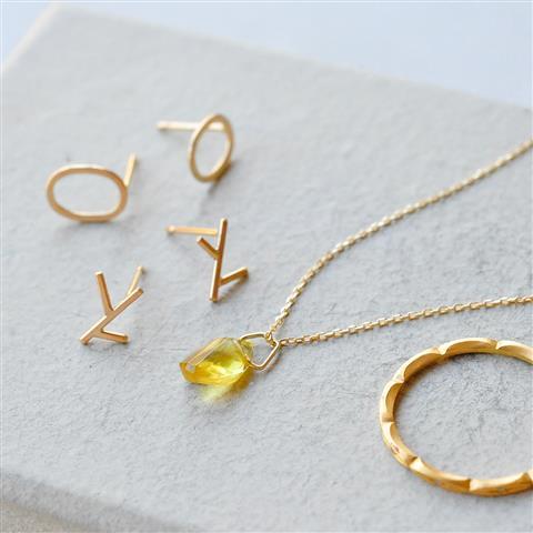 ro-ji × saku jewelry exhibition 2020