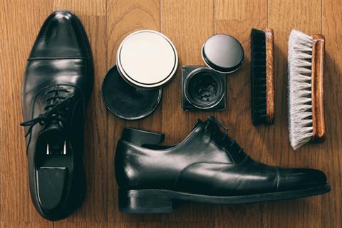 暮らしの手入れ 大人の靴磨き