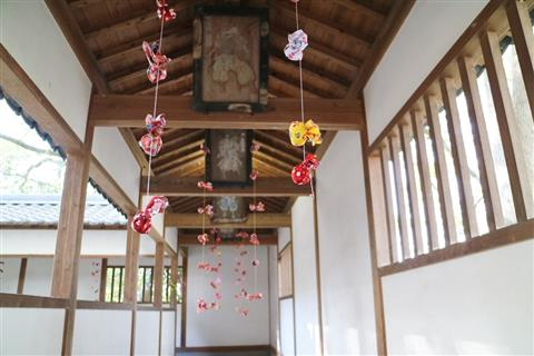 高忍日賣神社の初詣