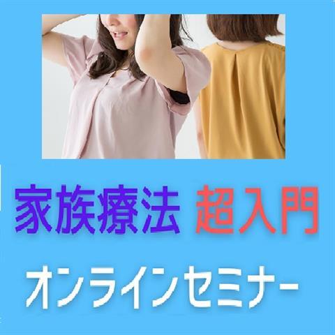 【オンライン】第2回 家族療法超入門セミナー