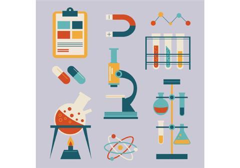 《令和2年度男性が主役となる親子参加型イベント事業》「親子科学実験教室」