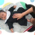 ママと赤ちゃんのためのベビーマッサージ教室(9)