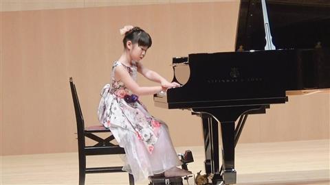 第13回 ピアノコンクール入賞者によるエミフルコンサート