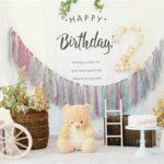 お誕生日の記念に! HAPPY BIRTHDAY撮影会*photographerMOM*