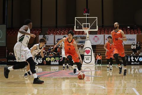 【B2リーグ】愛媛オレンジバイキングス公式戦 第31節 vs FE名古屋戦
