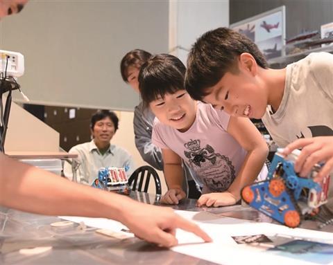 タミヤロボットスクール プログラミングコース無料体験会