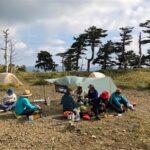 スタッフ多田の山企画2021 春のテント泊登山