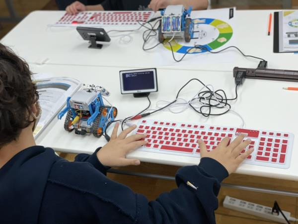 タミヤロボットスクール 松山教室