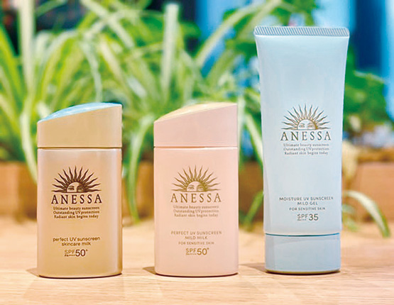 日焼け止めブランド「アネッサ」から新製品が登場!