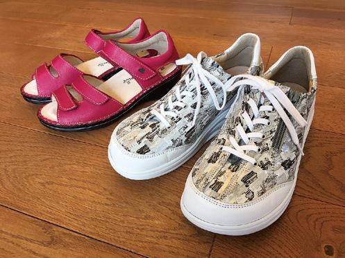 母の日ギフトの購入で靴ベラがついてくる!
