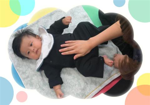 ママと赤ちゃんのためのベビーマッサージ教室(3)