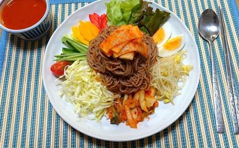 おうちの水剌間(スラッカン)で作ろう!韓国宮廷風料理