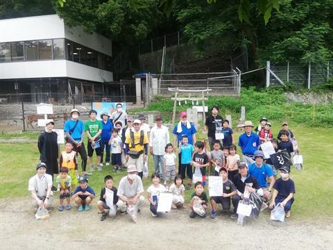 ファミリーフィッシング大会 in 鹿島