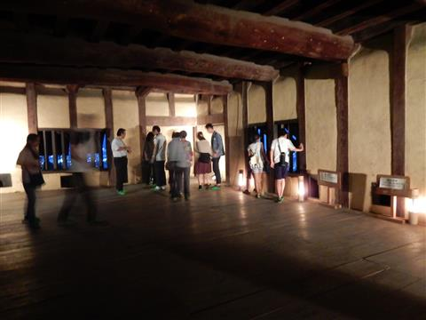 光のおもてなしin松山城2021 特別開催イベント